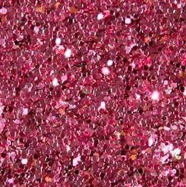 Decor Trader 150 g de paillettes de haute qualité pour loisirs créatifs (rose).