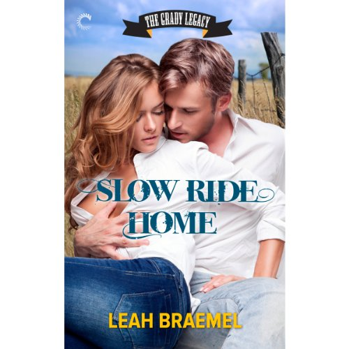 Slow Ride Home audiobook cover art