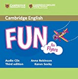 Fun for Flyers Audio CDs (2) Third Edition (Fun for Starters, Movers and Flyers)