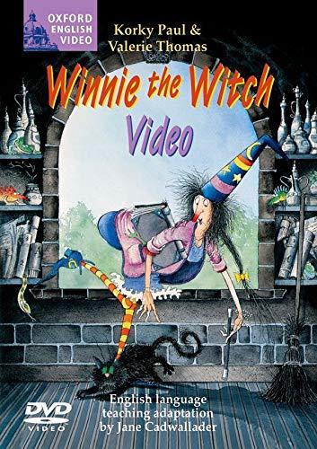 Winnie the Witch: DVD
