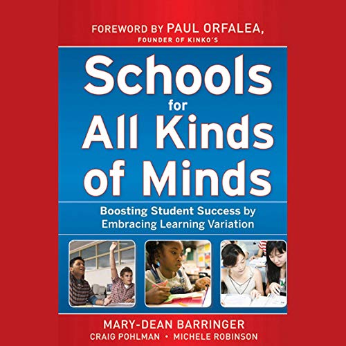 Schools for All Kinds of Minds cover art