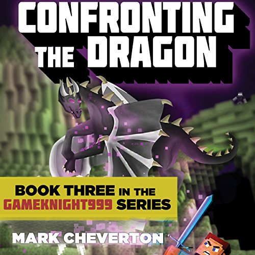 Confronting the Dragon audiobook cover art