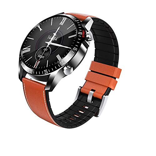 Akin Smartwatch, Fitness-Tracker, Smart-Armband mit Bluetooth, Anrufuhr, Herzfrequenz, Blutdruck, Blutsauerstoff, Ges&heitsmonitor, Schlaf-Smartwatch für iOS & Android-Smartphones.