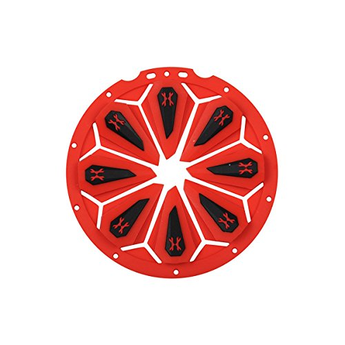 HK Army Epic Speed Feed 2.0 - Rotor/LT-R - Lava - Red/Black