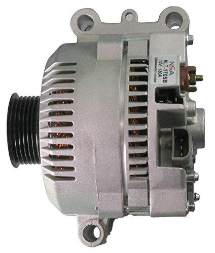 130 Amp Alternator Generator for E150 E250 Van F150 Pickup Ranger B4000 Truck