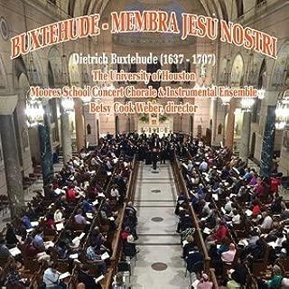 Dietrich Buxtehude Oratorio Membra Jesu Nostri