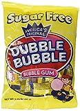 Dubble Bubble Sugar Free Gum - 3.25 oz
