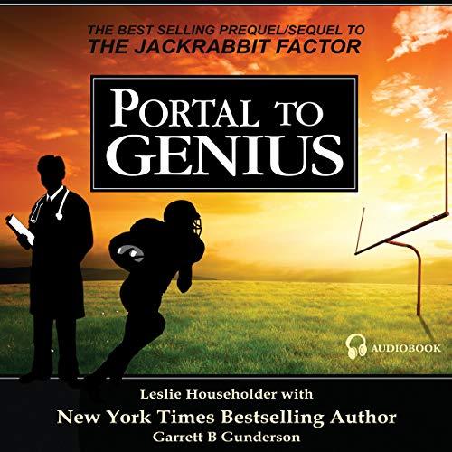 Portal to Genius audiobook cover art