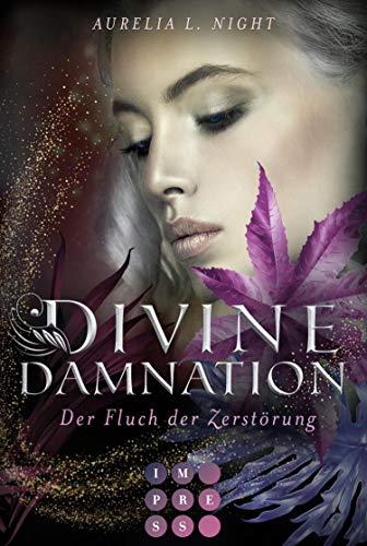 Divine Damnation 2: Der Fluch der Zerstörung: Düster-romantische Götter-Fantasy (German Edition)