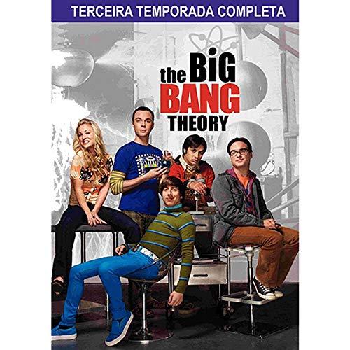 Big Bang Theory 3A Temp [DVD]