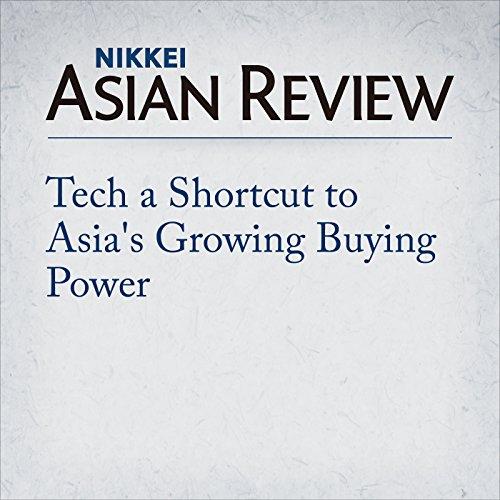 Tech a Shortcut to Asia's Growing Buying Power | Yukako Ono