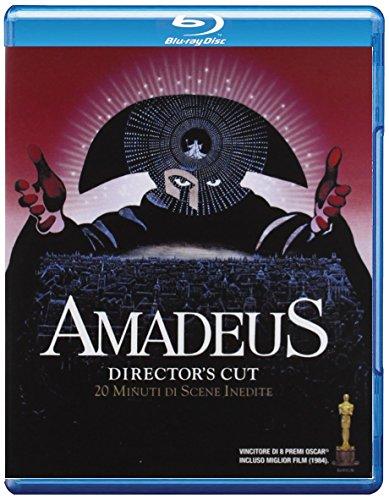 Amadeus(director's cut) [Italia] [Blu-ray]