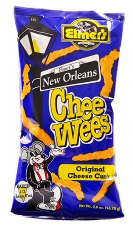 New Orleans CheeWee Chips (Original Cheese)