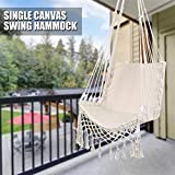 <span class='highlight'>YWCXMY</span>-<span class='highlight'>LDL</span> <span class='highlight'>Hammock</span> <span class='highlight'>Outdoor</span> Indoor <span class='highlight'>Garden</span> Dormitory Bedroom Hanging Chair For Child Adult Swinging Single Safety Chair (Color : A01)