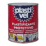 VERNICE TRASPARENTE PLASTIVEL 1 LT. IMPERMIABILIZZANTE