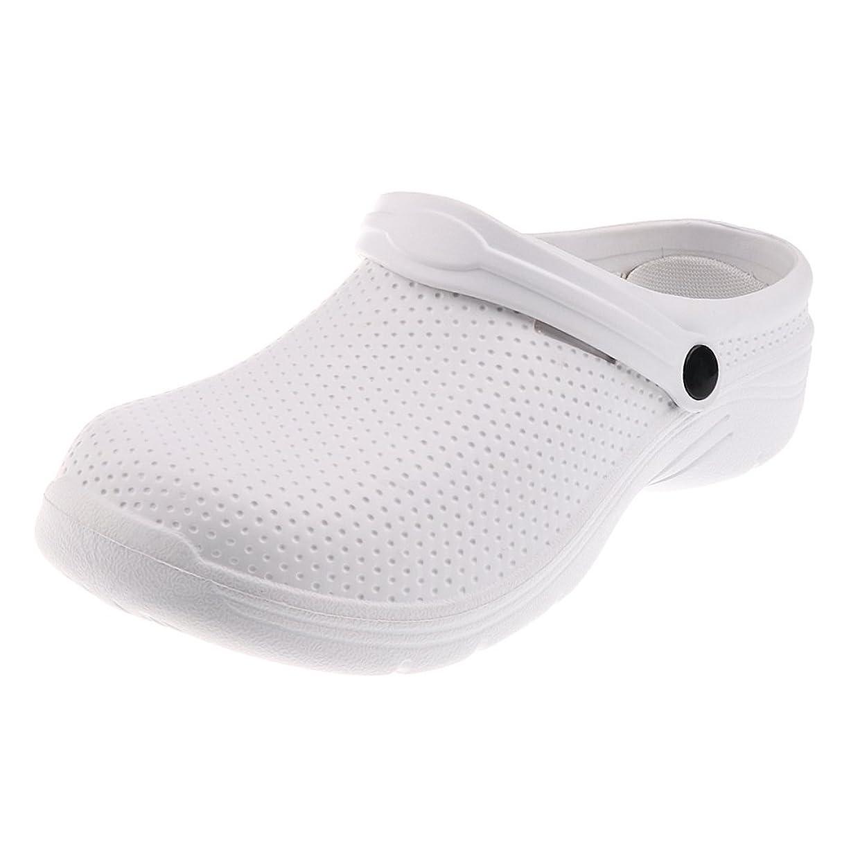 絶え間ない所得一流Prettyia プロ 仕事 職業用 安全靴 作業靴 ワークシューズ 男女用 ベント付き 滑り止め 衝撃吸収 通気 抗菌 全2色5サイズ選ぶ