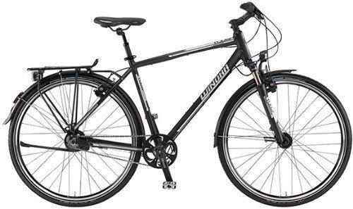 Winora Labrador - Bicicleta de cross con cuadro alto (ruedas