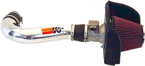 K&N77-2552KP Polished Performance Air Intake