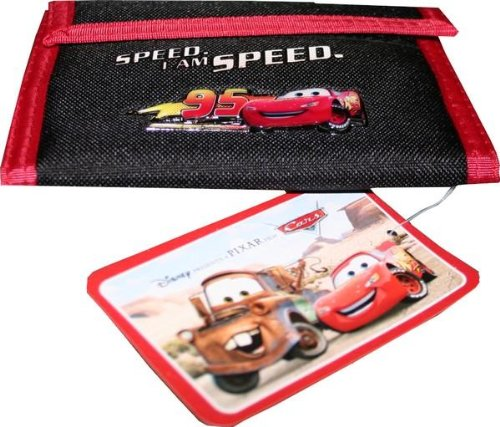CARS - Disney - Portefeuille Speed i am speed