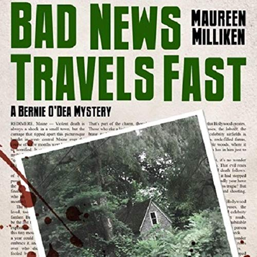 Bad News Travels Fast  By  cover art
