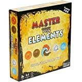 Master The Elements Family Game of Strategy and Chance Where 2 to 6 Players Compete to Outwit Their Opponents Perfect Family Friendly Game for Adults, Teens & Kids Ages 8 Years and Older