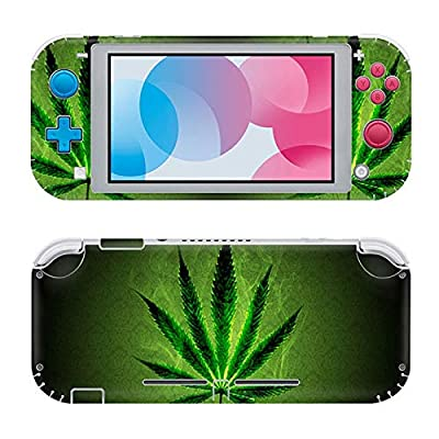 Mcbazel Pattern Series Vinyl Decal Protective Skin Cover Sticker for NS Switch Lite Console - Hemp by Mcbazel