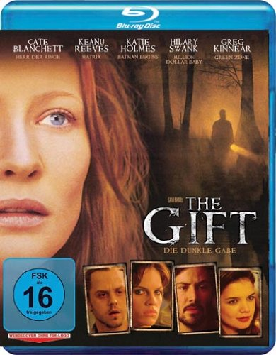 The Gift - Die dunkle Gabe [Blu-ray]