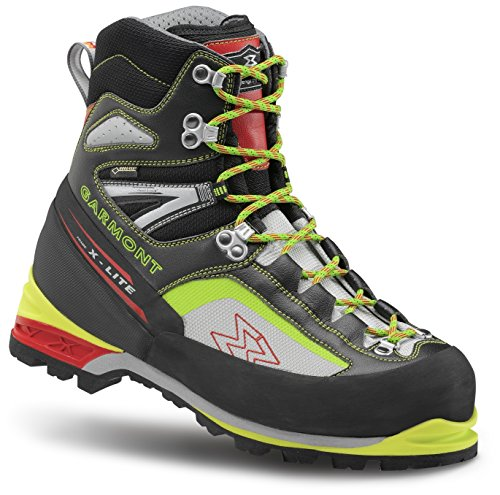 GARMONT Icon Plus GTX Mountaineer Boots Herren Black/Acid Green Schuhgröße UK 12 | EU 47 2020 Schuhe
