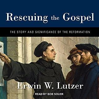 Rescuing the Gospel audiobook cover art