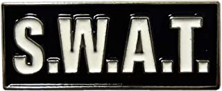 Mainly Metal ™ Emaille Pin Badge SWAT (S.W.A.T.) Speciale wapens en tactiek Insignia (25mm)