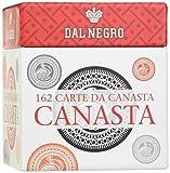 Dal Negro 90027-162 Carte Canasta, Colore, 90027...