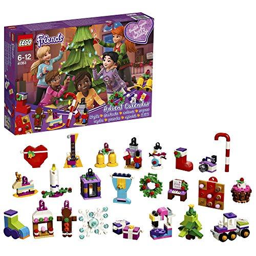 Lego Friends Calendario dell'Avvento, 41353