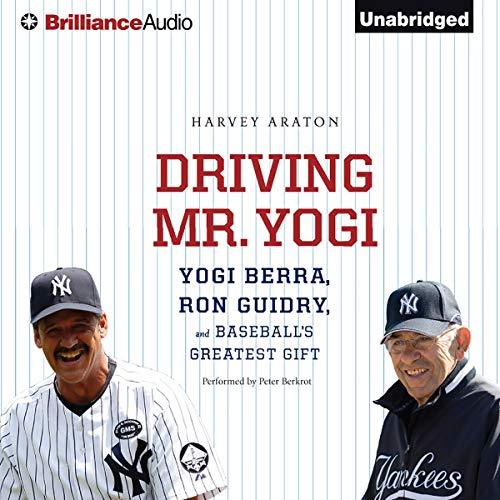 Driving Mr. Yogi cover art