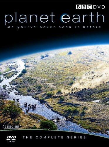 Planet Earth The Complete Series (5 Dvd) [Edizione: Regno Unito] [Edizione: Regno Unito]