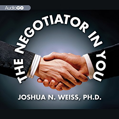 The Negotiator in You  Audiolibri