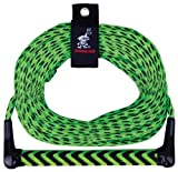 AIRHEAD Watersports Rope, EVA Handle, 1 Section