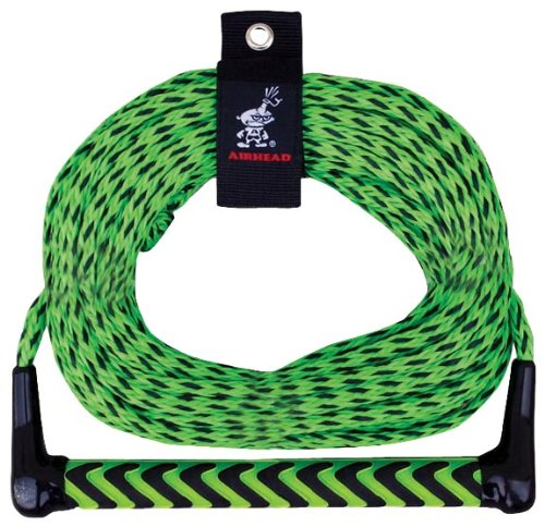 Airhead Watersports Rope EVA Handle, 1 Section Wakeboard Ropes and Handles