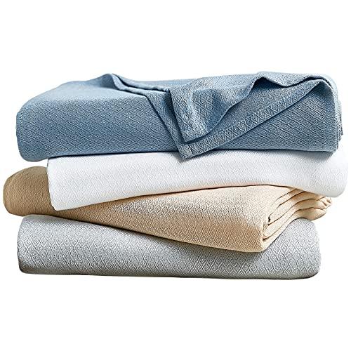Elegear 100% Bamboo Cooling Blanket for Hot...