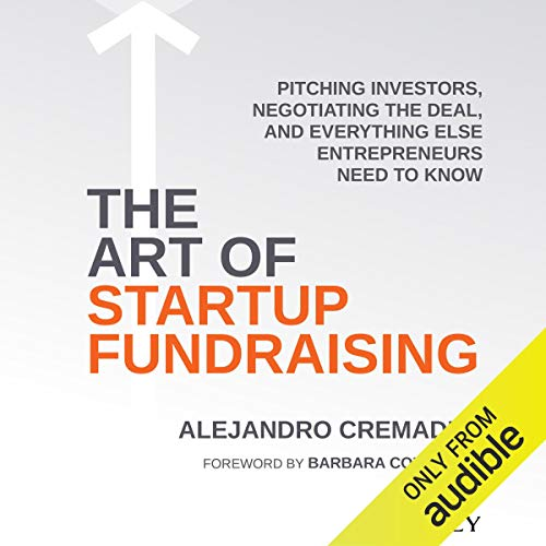 Couverture de The Art of Startup Fundraising