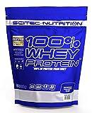 Scitec Nutrition 100% Whey Protein Mantequilla De Maní 1000 g