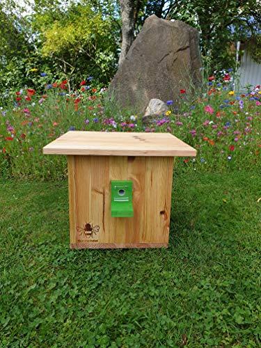 N / A XXXL Hummelkasten Hummelhaus Hummelhotel Hummelhäuschen Hummelnistkasten Garten in Natur