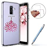 Robinsoni Cover Compatibile con Samsung Galaxy A6 2018 Cover Silicone Galaxy A6 2018 Case ...