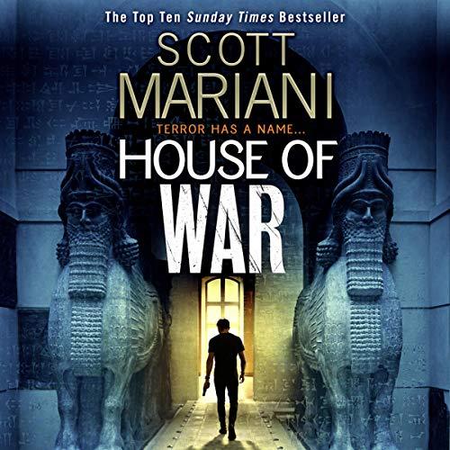 House of War cover art