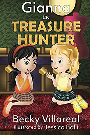 Gianna the Treasure Hunter