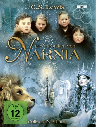 Die Chroniken von Narnia (Special Edition, BBC-Verfilmung, 4 DVDs) [Collector's Edition]