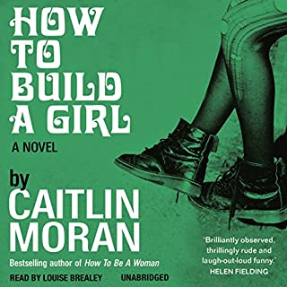 How to Build a Girl cover art
