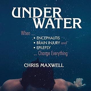Underwater audiobook cover art