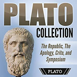 Plato Collection: The Republic, the Apology, Crito, and Symposium                   Auteur(s):                                                                                                                                 Plato                               Narrateur(s):                                                                                                                                 Kevin Kollins                      Durée: 17 h et 11 min     Pas de évaluations     Au global 0,0