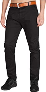 Men's Stretch Chino Casual Pants