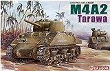 Dragon M4A2 SHERMAN TANK TARAWA 1/35 Model Kit